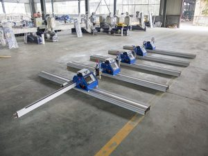 high quality portable cnc plasma cutting machine cnc plasma cutter for stainless steel and metal sheet (2)